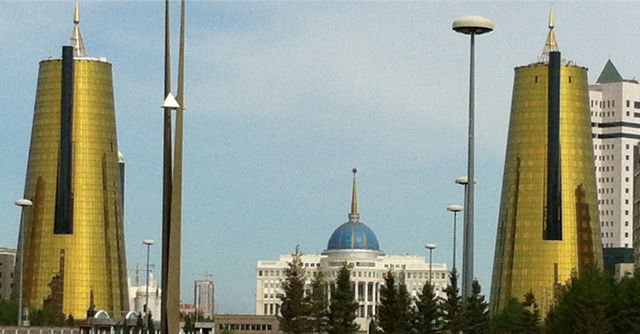 Pumping in Kazakhstan: Might Not Be What You Think | The LOOP Blog