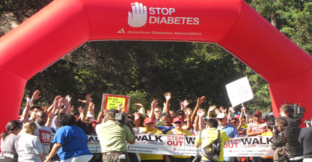 Diabetes Month: Walking For A Cure With JDRF And ADA | The LOOP Blog
