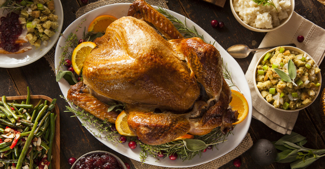 Carbohydrate Counts For Thanksgiving Food Staples | The LOOP Blog
