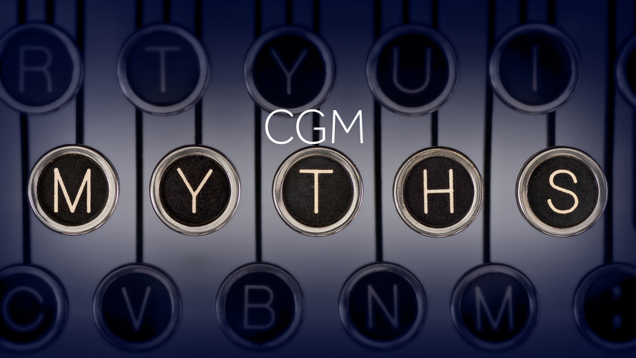 Five Myths of CGM | The LOOP Blog