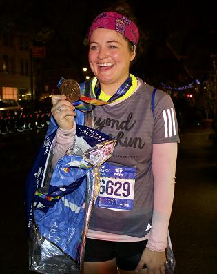 Diabetes Accomplish NYC Marathon